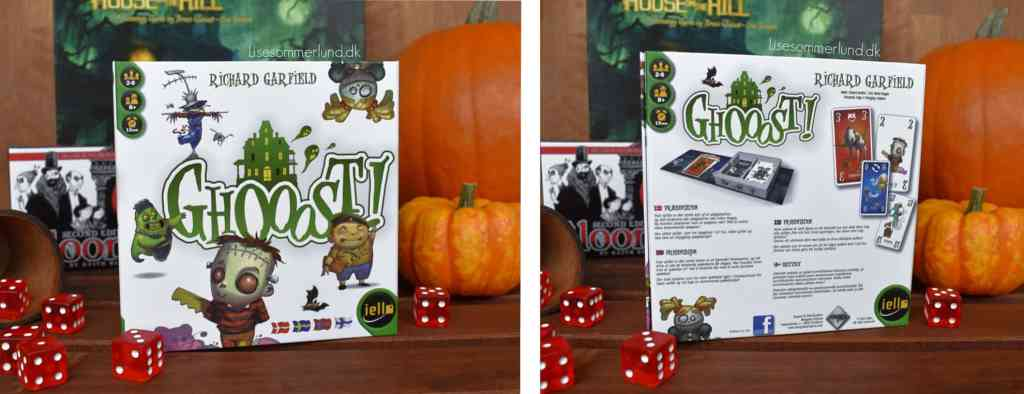 halloween gamenight spilaften ghoost