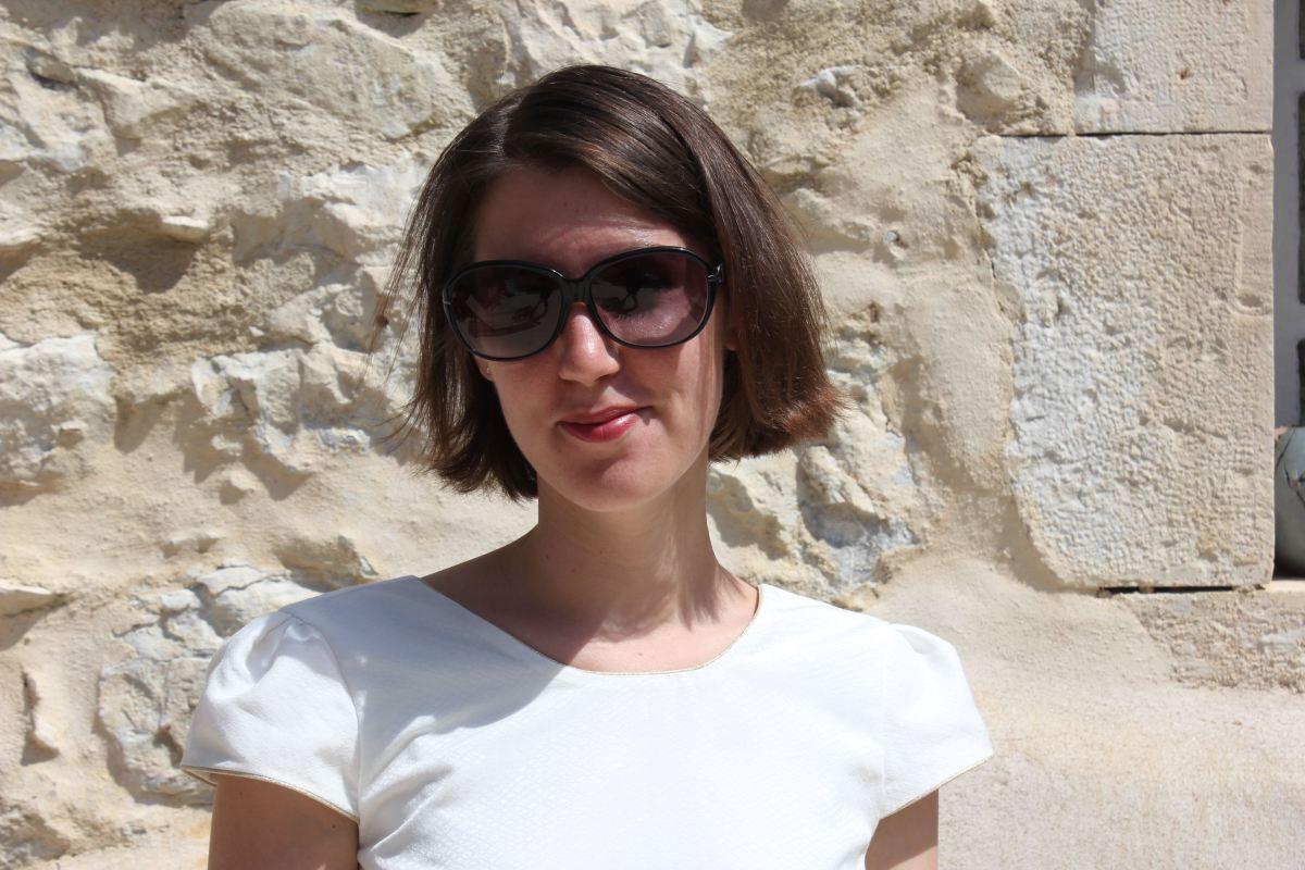 Blouse Milan - Anne Kerdiles