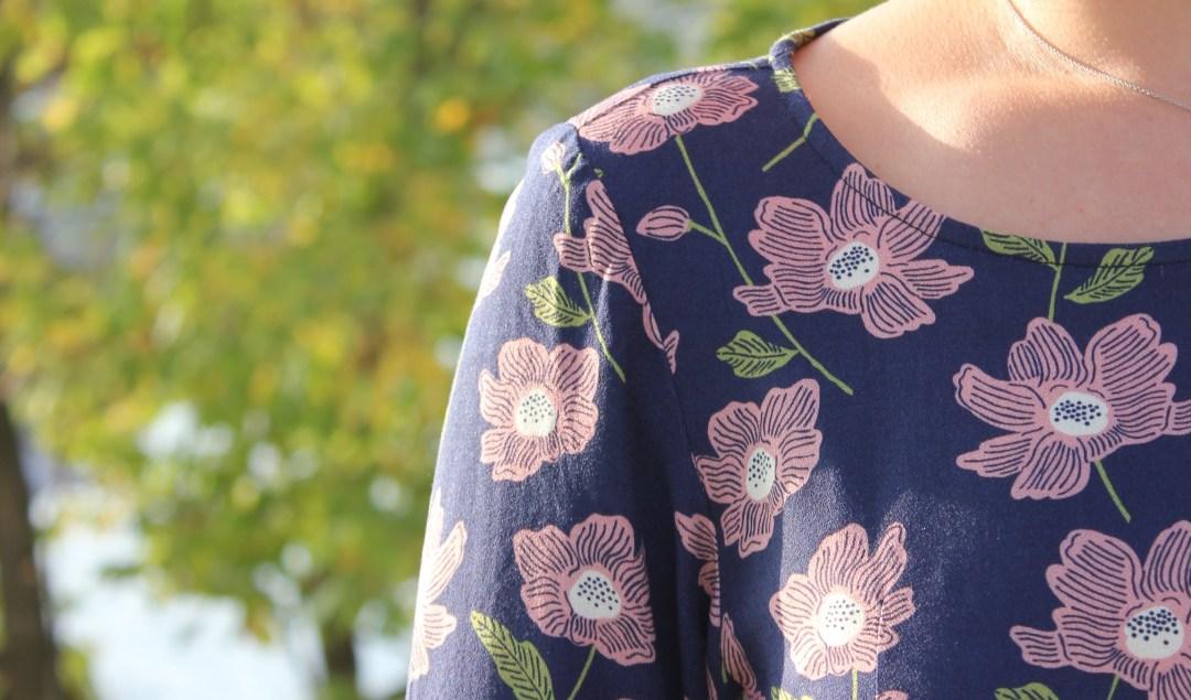 Lexi Dress - Named pattern