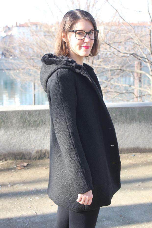 Manteau Nora - Coralie Bijasson