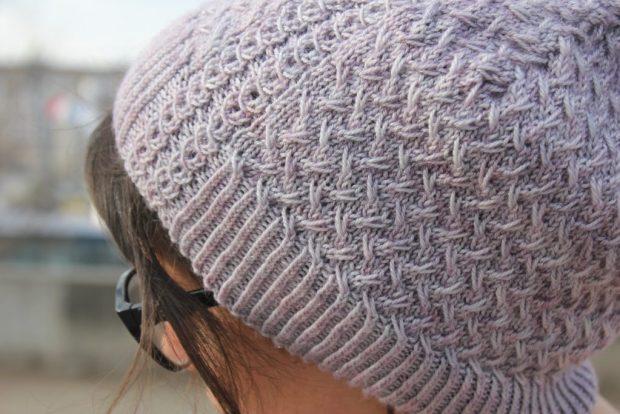 Qwist hat and mitts / Bonnet et mittaines - Mélanie Berg