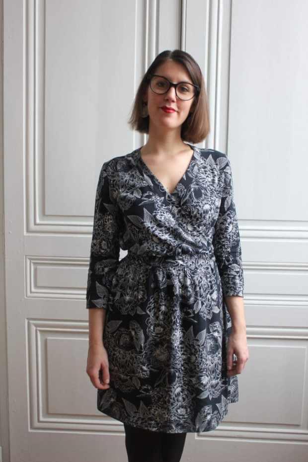Robe Madeleine - République du chiffon RDC