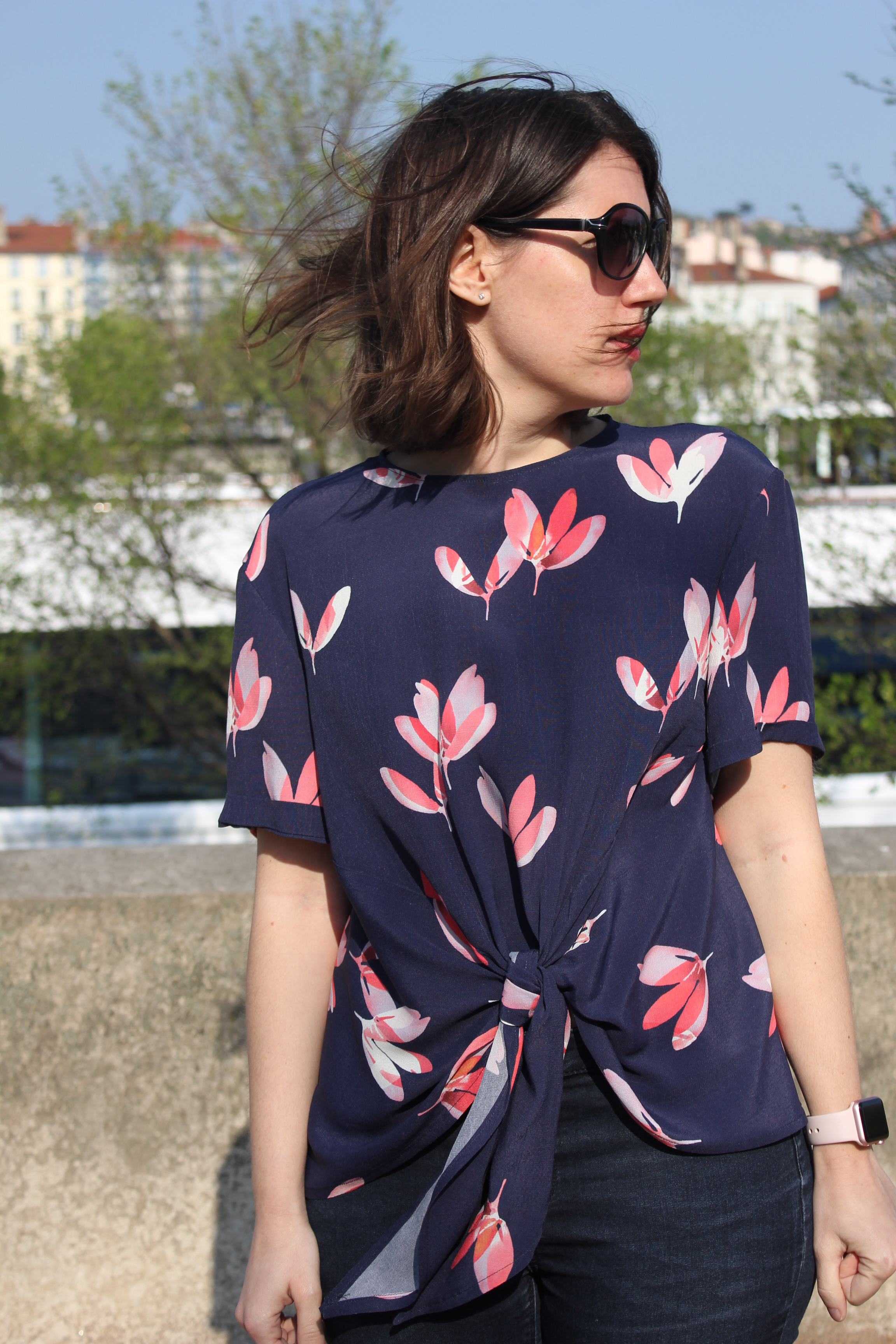 Blouse Denia - Pauline Alice - Blog couture