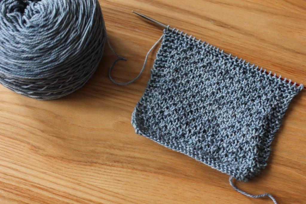 a quoi sert un echantillon au tricot