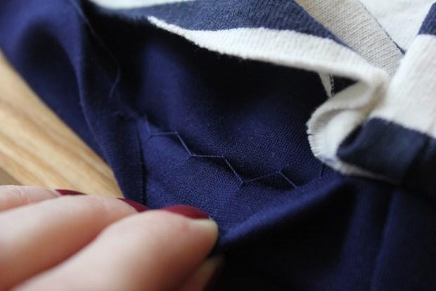 Glaçage des enformes en couture