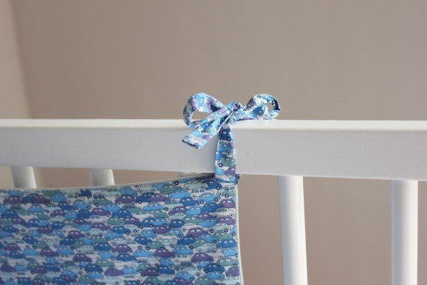 Couture pour bébé garçon - gigoteuse - turbulette - tour de lit - couverture