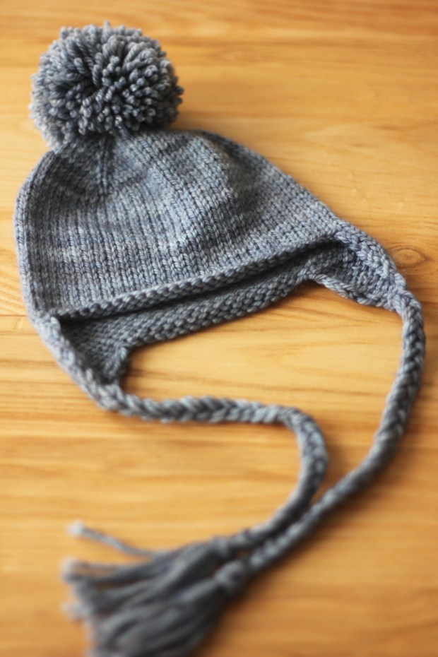 Thistle - Lili comme tout - Earflap hat - Juie Richmond