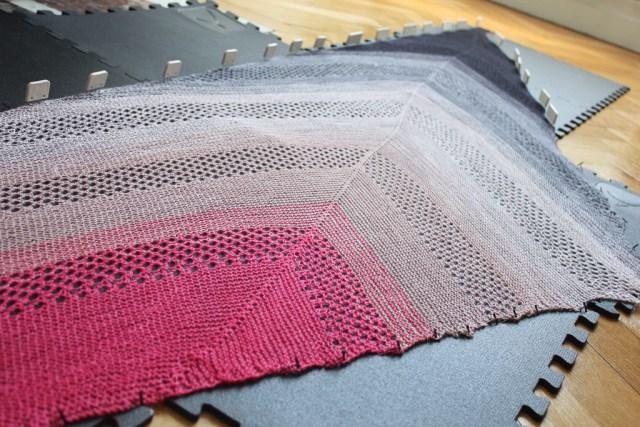 Blocage tricot - Comment bloquer un tricot - Blog tricot