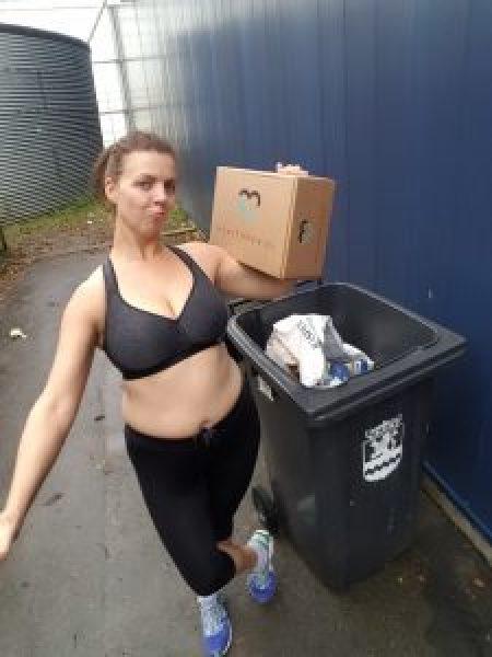 SYlvie Meis lieve Syl healthbox kliko