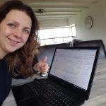 Jaaroverzicht Lisette Schrijft: de cijfers