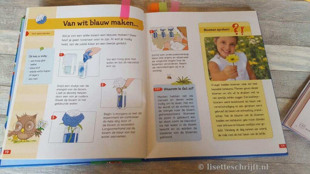 experimenten boek kind voorjaarsvakantie verveelt zich