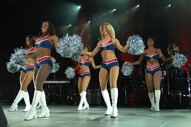 cheerleader amerika high school middelbare school