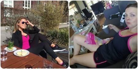 lieve syl lisette schrijft sylvie meis workout