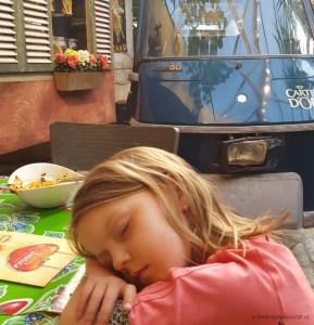 Uit eten nonna's pizza pasta Center Parcs Heijderbos Lisette Schrijft