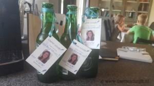 een echt Lisette Schrijft biertje als cadeau!