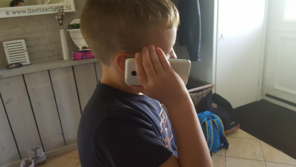 tiener telefoon geven Huawei is goede keuze