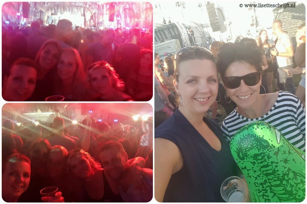 gezellig op meadow 2017 festival rondlopen Lisette Schrijft