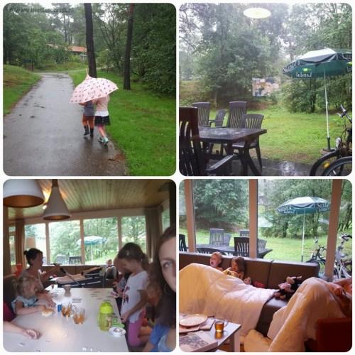 regen op vakantie dan moet je spelletjes doen bij Landal Lisette Schrijft