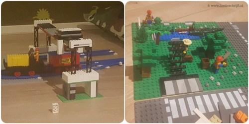 lego bouwen met je kind volgens de boekjes of niet Lisette Schrijft