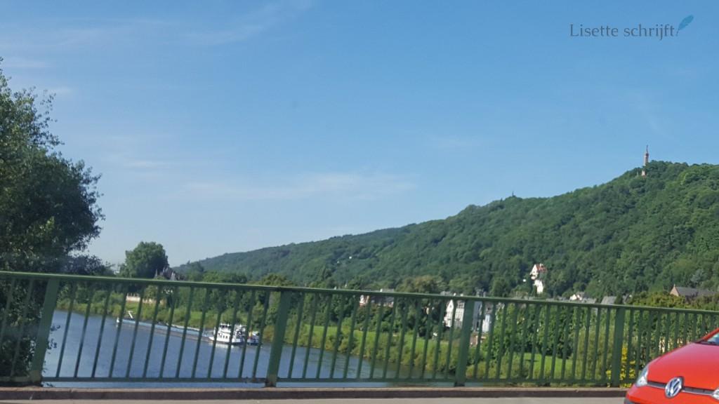 Trier heeft geen ringweg mooie stad terugreis Duitsland autovakantie Lisette Schrijft