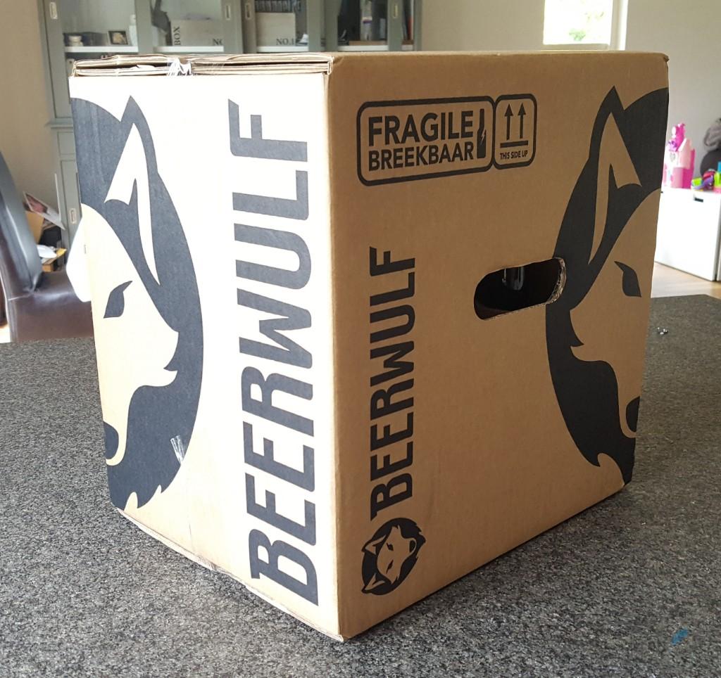 beerwulf pakket bestellen als cadeau voor de man Lisette Schrijft