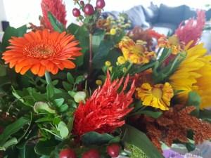 bloemen gekregen voor trouwdag Lisette Schrijft