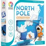 Lisette test uit: North Pole Expedition (met behulp van de kids)
