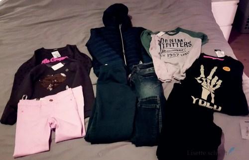 kleding van Zeeman Shoplog Lisette Schrijft