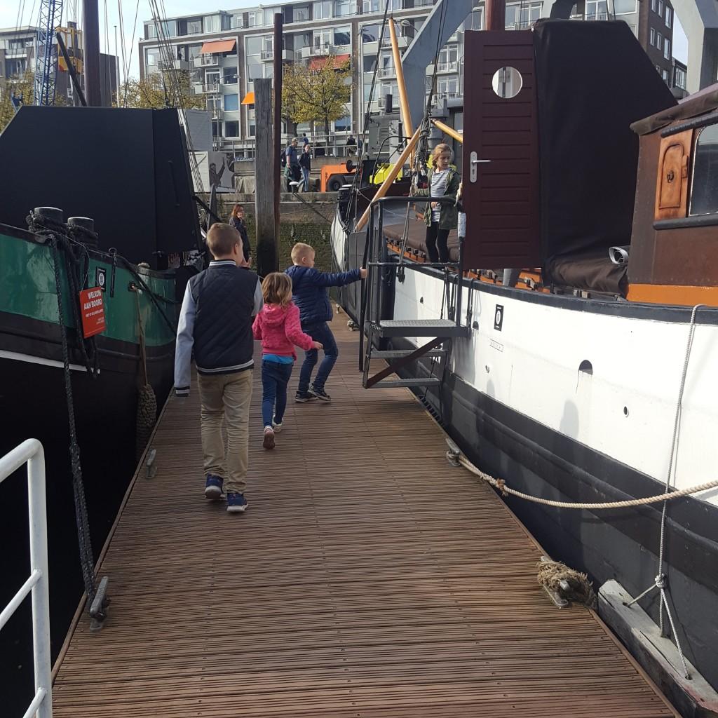 leerzame uitstapjes met kinderen in Rotterdam