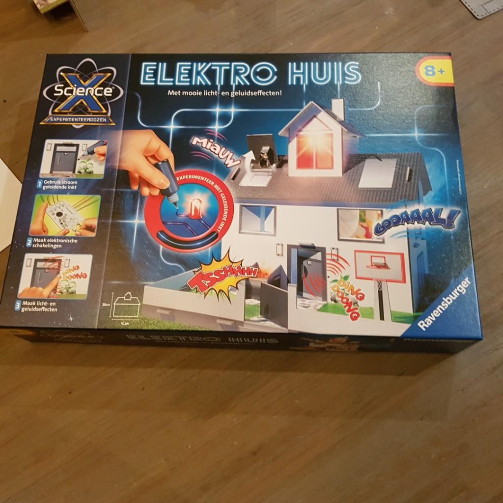 Elektro Huis van ravensburger