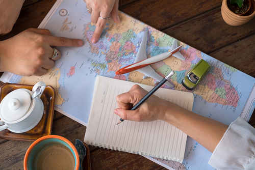 een zomervakantie boeken moet vroeg in december of januari Lisette Schrijft