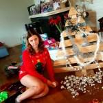 lieve syl versiert de kerstboom net als sylvie meis boom Lisette Schrijft