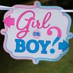 Oh nee, een meisje… Teleurstelling over het geslacht