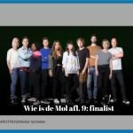 wie is de mol aflevering 9 finalist Lisette Schrijft