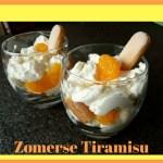 zomerse tiramisu recept Lisette Schrijft