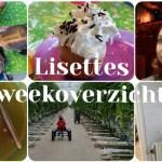 Lisettes Weekoverzicht: pasen en meer