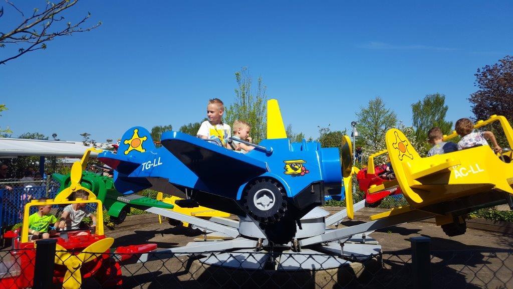een attractie in Legoland Denemarken Lisette Schrijft