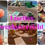 Lisettes Weekoverzicht: Blogdag, Bingo en Bijzondere Monstertrucks