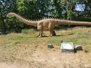 dinosaurus in schiedam Lisette Schrijft