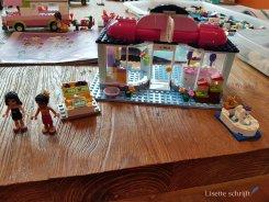 De bouwwerken van lego