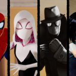 Film: Spider-Man: into the spider-verse