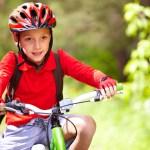 Wanneer mag je kind alleen naar school fietsen?