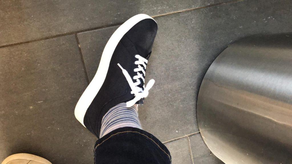 de nieuwe fitflops schoenen