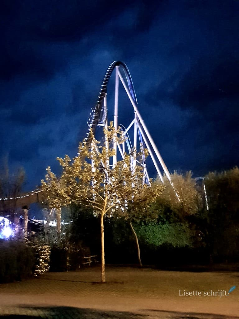 Silver Star achtbaan in Europa-Park