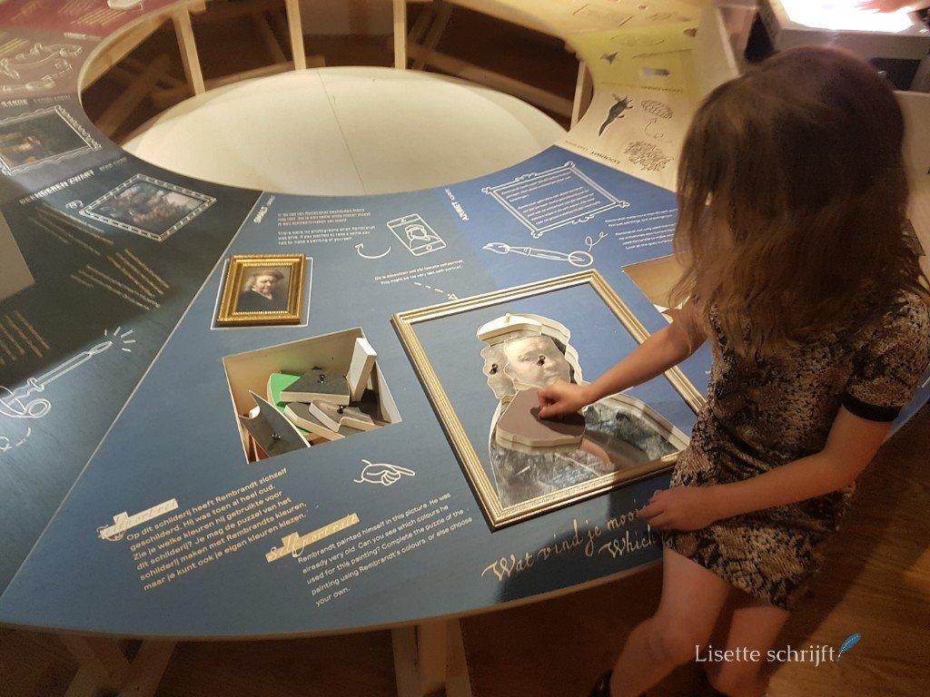 tentoonstelling rembrandt in het mauritshuis