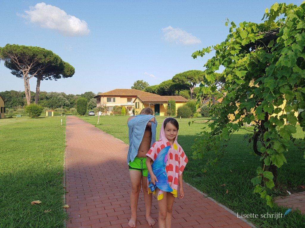 La fattoria di tirrenia italie