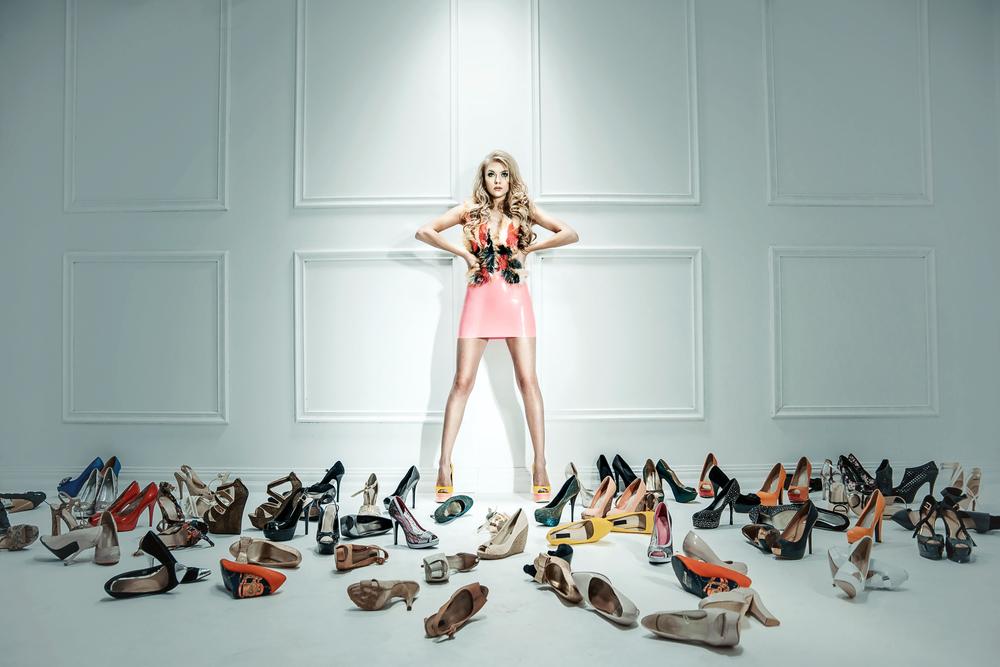 ik heb nooit genoeg schoenen
