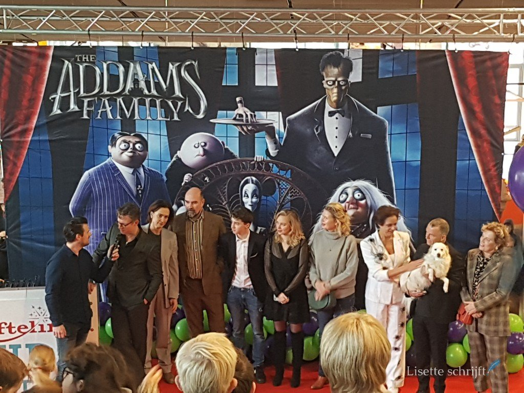 the addams family stemmen in nederlands