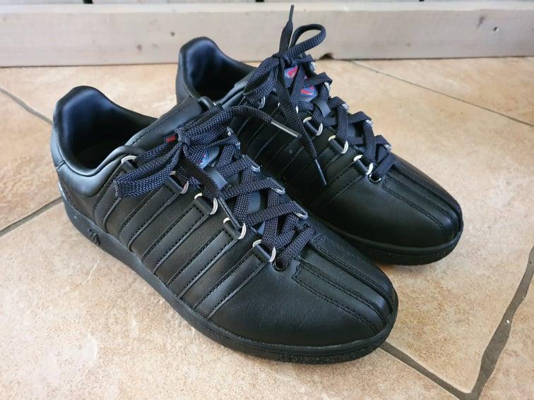 nieuwe sneakers van K Swiss