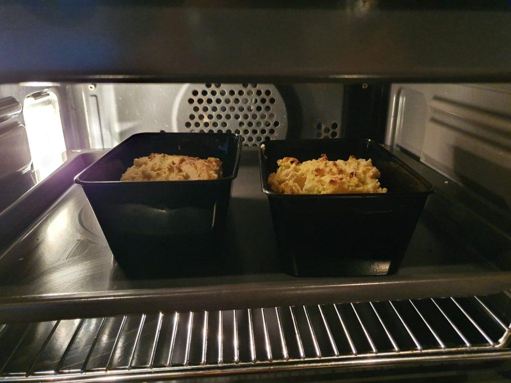 maaltijd afhalen magnetron gestopt met koken